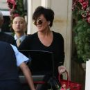 Kris Jenner is seen out and about in Los Angeles December 06, 2015 - 454 x 573
