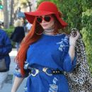 Phoebe Price was seen in Beverly Hills, California on March 31, 2017 - 450 x 600
