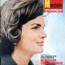 Jacqueline Kennedy - Manchete Magazine Cover [Brazil] (28 January 1967)