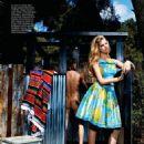 Valerie Van der Graaf - Vogue Magazine Pictorial [Greece] (May 2012)