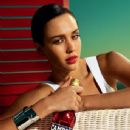 Jessica Alba Does Campari