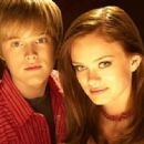 Lucas Grabeel and Sara Paxton