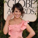 Lea Michele - 68 Annual Golden Globe Awards held at The Beverly Hilton hotel on January 16, 2011 in Beverly Hills, California