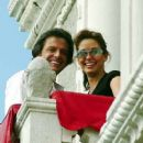 Luis Miguel and Myrka Dellanos - 408 x 480