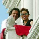 Luis Miguel and Myrka Dellanos