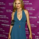Heather Graham - New York Film Festival opening night premiere of The Darjeeling Limited, 28.09.2007