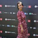 Caterina Guzzanti – 'Illuminate' Photocall at 2018 Venice International Film Festival in Venice - 454 x 682