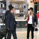 Paris Hilton – Out shopping in Los Angeles