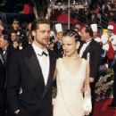 Brad Pitt and Juliette Lewis - The 64th Annual Academy Awards (1992) - 302 x 500