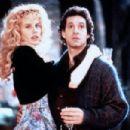 Steve Guttenberg and Daryl Hannah
