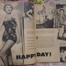 Doris Day - Movie Teen Magazine Pictorial [United States] (January 1951) - 454 x 334