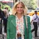 Candace Cameron Bure at The View in New York - 454 x 649