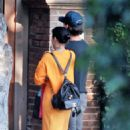 Vanessa Hudgens and Austin butler – Visiting a friend in Los Angeles