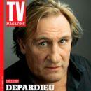 Gérard Depardieu - TV Magazine Cover [France] (6 September 2015)