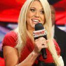 Tiffany on ECW