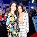 Lana Del Rey and Demi Lovato – 2017 MTV Europe Music Awards in London