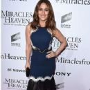Jackie Guerrido- Premiere of Columbia Pictures' 'Miracles from Heaven' - 349 x 519
