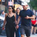 Lea Michele and Zandy Reich – Out in SoHo