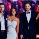 David Bisbal and Maria Eugenia Suarez