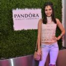 Victoria Justice Siwy Denim Fashion Show At The Pandora Jewelry Experience Artofyou In Palm Springs