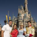 Tim Tebow And Fiancè Demi-Leigh Nel-Peters Celebrate At Walt Disney World - 400 x 600
