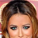 Celebrities Whose Hair and Makeup Age Them Beyond Their Years Aubrey O'Day  Somewhere beneath all of this makeup is a 28-year-old, we swear. This pop singer recently competed on The Apprentice -- her makeup routine should have been fired - 225 x 400