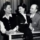 Greer Garson Meets Charlie McCarthy And Edgar Bergen