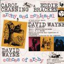 Archy and Mehitabel, David Wayne,Carol Channing - 454 x 450