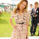 Leslie Mann - Cartier International Polo Day At Guards Polo Club On July 25, 2010 In Egham, England