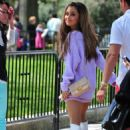 Ariana Grande: White House Easter Egg Roll In Washington