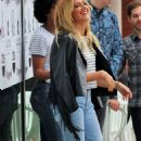 Ashley Tisdale Clipped Event In Beverly Hills