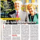 Mikhail Gorbachev and Raisa Gorbachev - Zycie na goraco Magazine Pictorial [Poland] (6 August 2020)