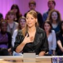 Mariah Carey In Paris - Interview For Canal+, 'Le Grand Journal' 2008-03-31