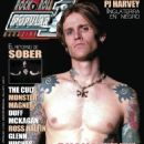 Josh Todd - Popular 1 Magazine Cover [Spain] (May 2011)