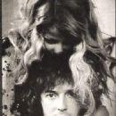 Charlotte Martin and Eric Clapton, Paris, 1967