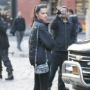 Adriana Lima - SoHo House in Meatpacking, 4 December 2012