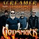 Robbie Merrill, Shannon Larkin, Sully Erna - Screamer Magazine Cover [United States] (October 2014)