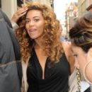 Beyonce's London Retail Romp