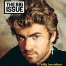 George Michael - The Big Issue Magazine Cover [United Kingdom] (9 January 2017)