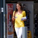 Danielle Lloyd – Out in Birmingham - 454 x 699