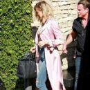 Khloe Kardashian is spotted at Casa Vega in Studio City, California on June 8, 2016 - 410 x 600