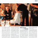 Quentin Tarantino - Kino Park Magazine Pictorial [Russia] (December 2003)