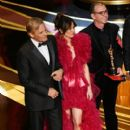 Viggo Mortensen and Linda Cardellini At The 91st Annual Academy Awards - Show