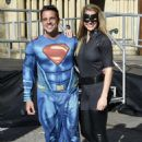 Gemma Atkinson – Key 103 Radio station Cash For Kids Super Hero Day in Manchester - 454 x 658