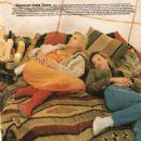 Tatjana Patitz, Daryl Hannah - Marie Claire Magazine Pictorial [Germany] (September 1996)
