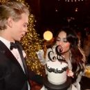 Vanessa Hudgens Celebrates Her 25th Birthday In Los Angeles