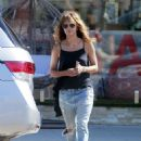 Halle Berry – Shopping in West Hollywood