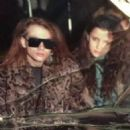 Axl Rose & Erin - 454 x 454