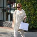 Rumer Willis – Shopping on Melrose Place in West Hollywood