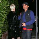 Katy Perry and Orlando Bloom at Giorgio Baldi in Santa Monica - 454 x 681